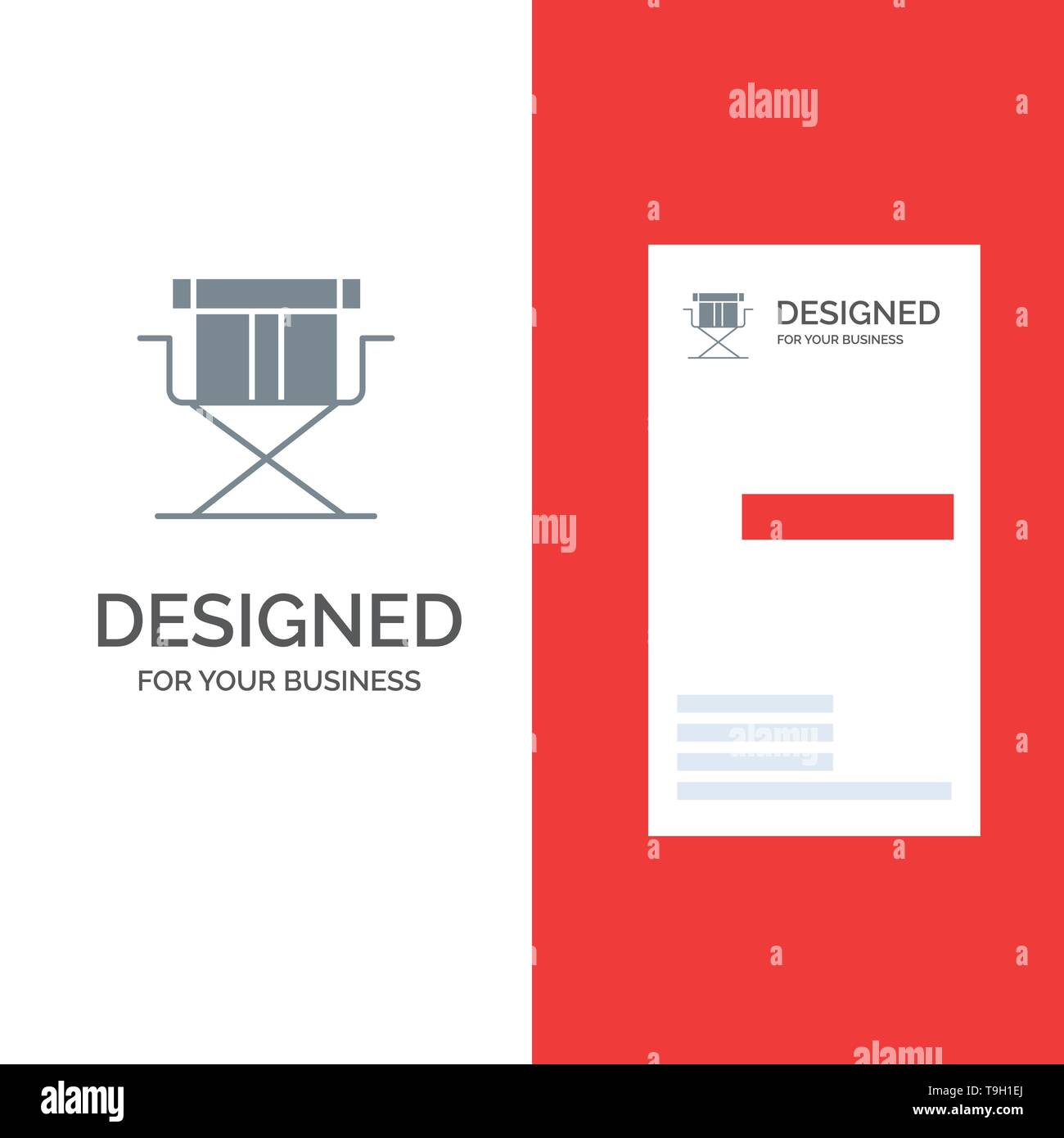 Foldable Card Template from c8.alamy.com