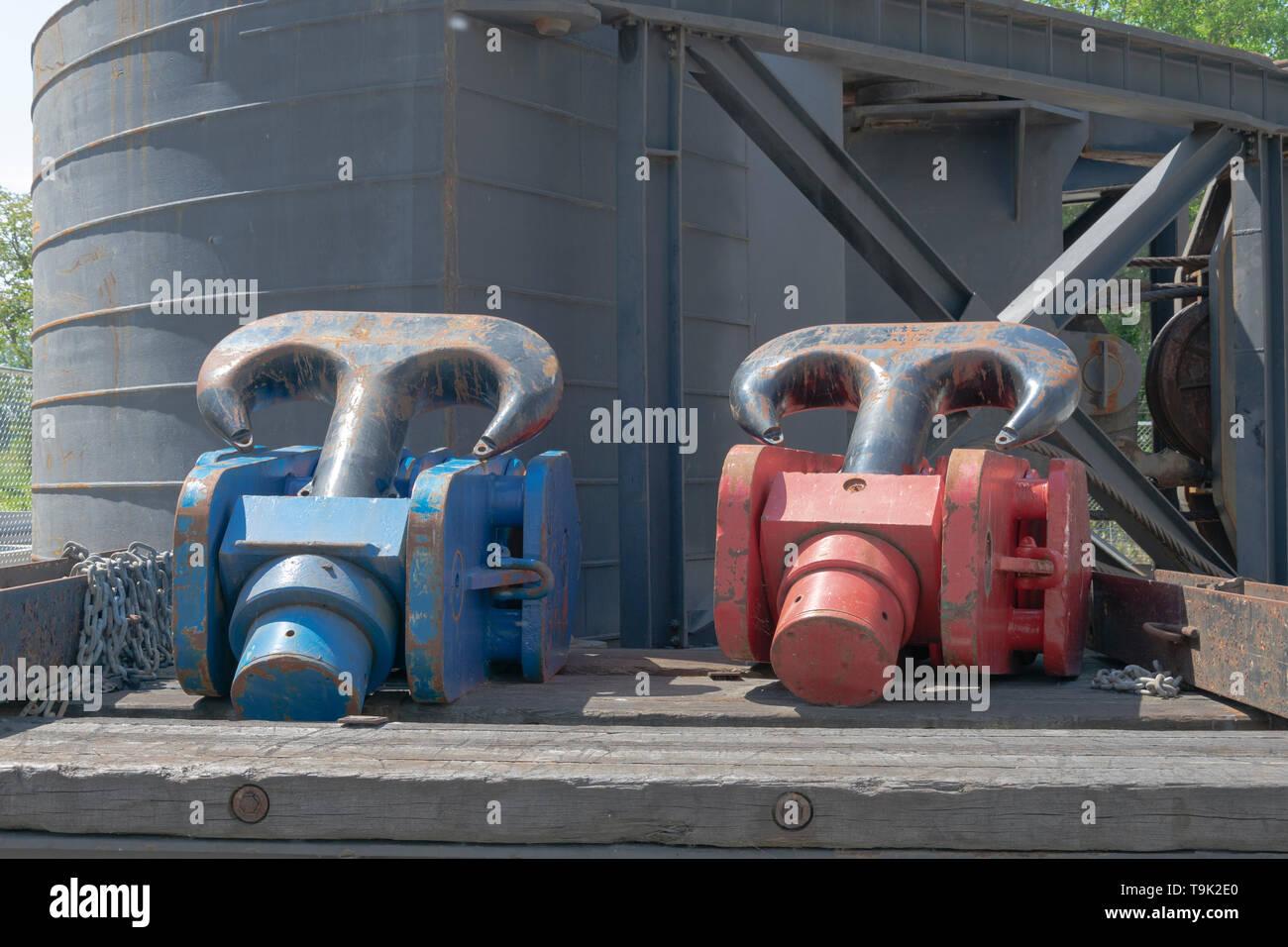 Dredging Stream Stock Photos & Dredging Stream Stock Images - Alamy