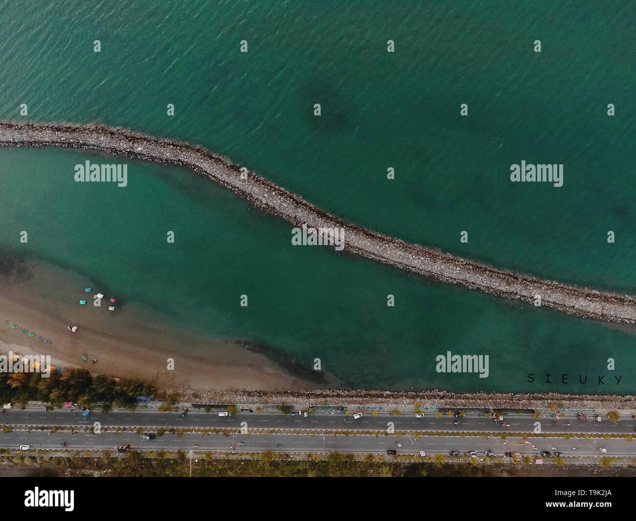 Ulee Lheu Beach Banda Aceh Stock Photo Alamy