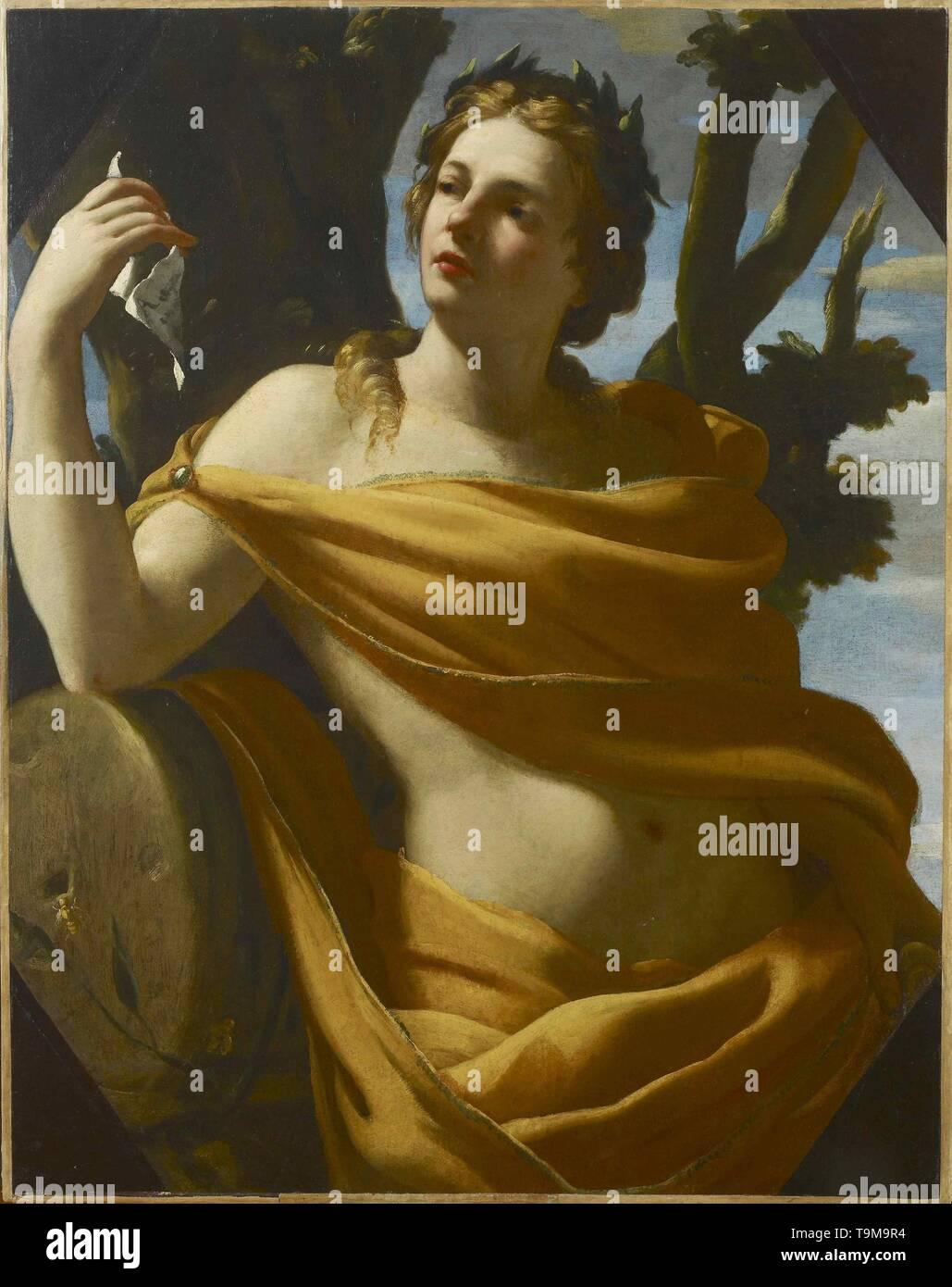 Apollo. Museum: Collection Motais de Narbonne. Author: Charles Mellin. - Stock Image