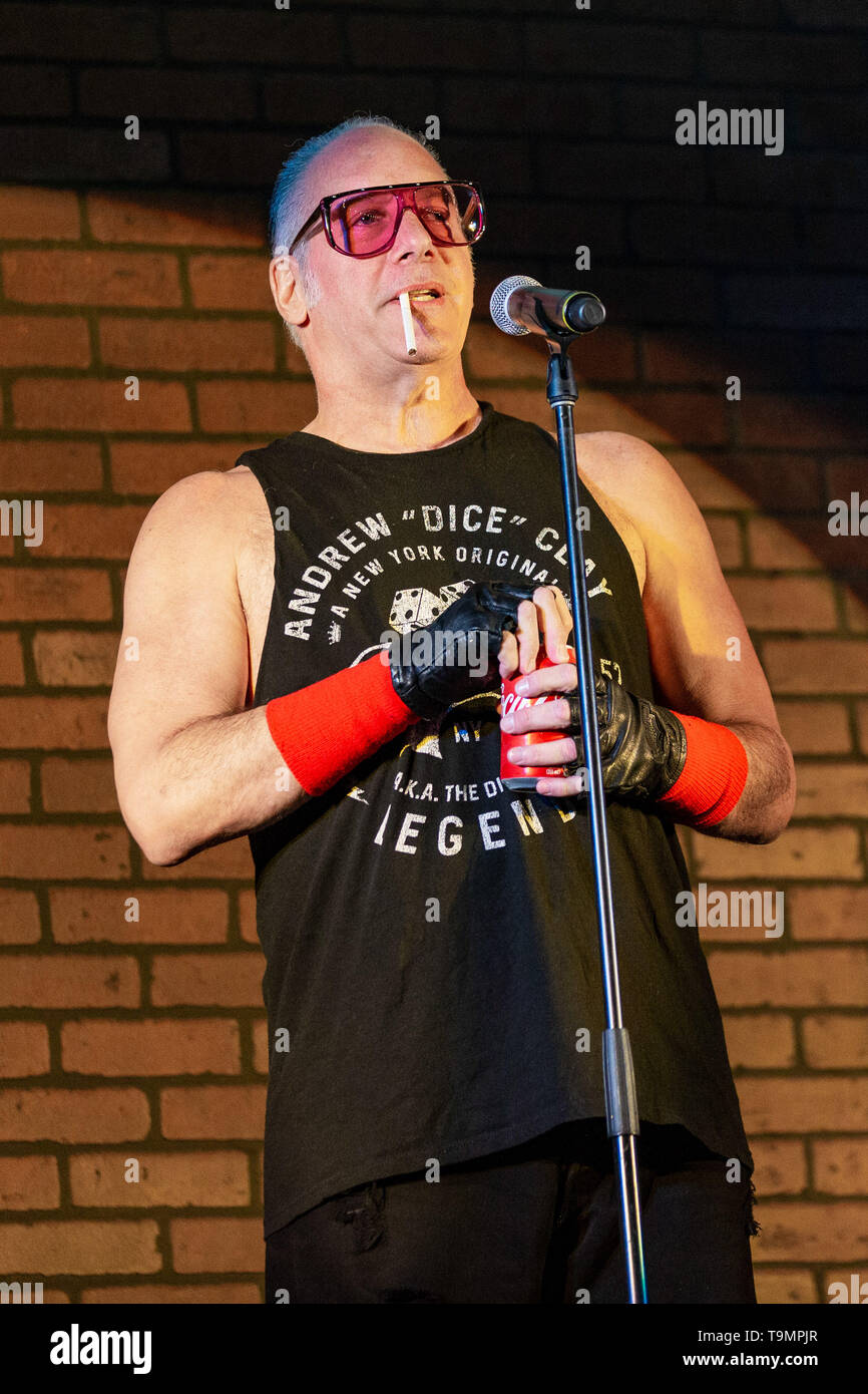 may 18 2019 columbus ohio u s comedian andrew dice clay during the sonic temple music festival at the mapfre stadium in columbus ohio credit image c daniel deslover zuma wire stock photo alamy alamy