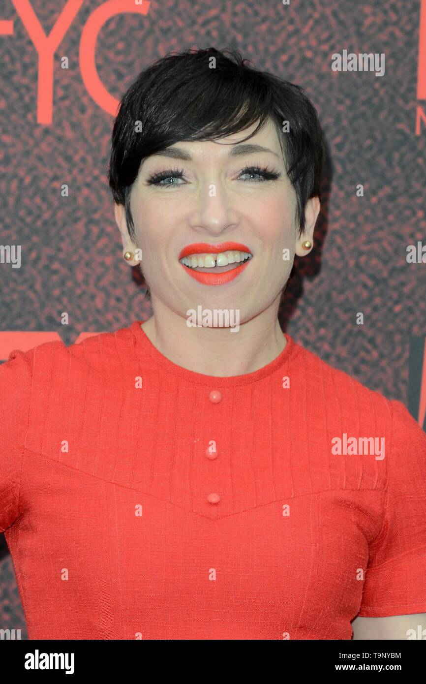 Los Angeles, CA, USA. 18th May, 2019. Naomi Grossman at arrivals for AMERICAN HORROR STORY: APOCALYPSE FYC Event, NeueHouse, Los Angeles, CA May 18, 2019. Credit: Priscilla Grant/Everett Collection/Alamy Live News - Stock Image