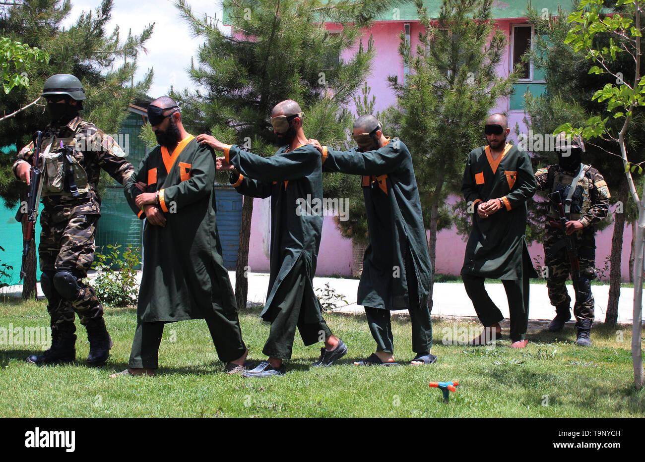Teen girls in Ghazni