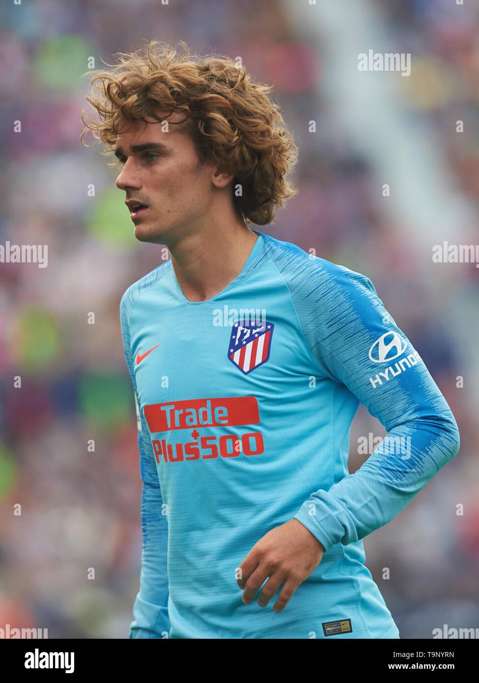 a9e055456 Antoine Griezmann 2018 Atletico Madrid Stock Photos   Antoine ...