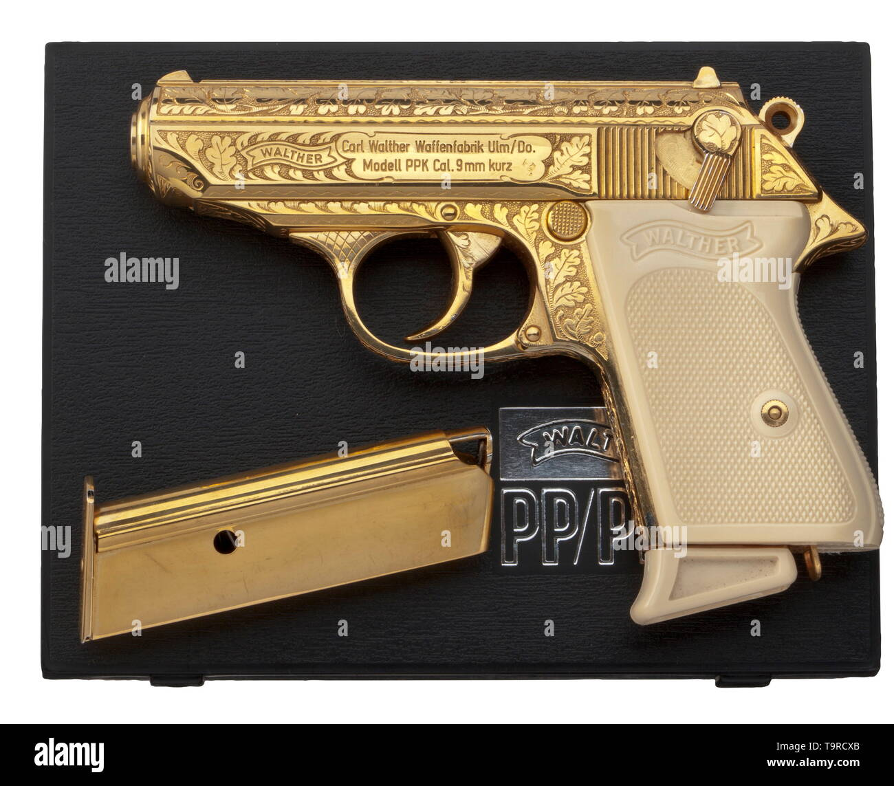 Walther Ppk Stock Photos & Walther Ppk Stock Images - Alamy