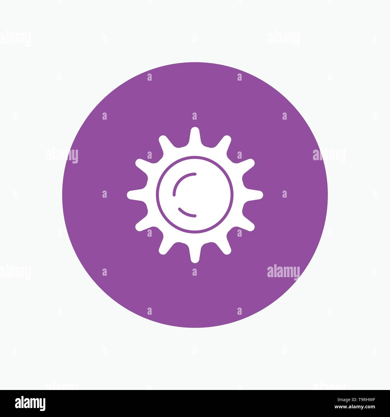 Sun, Day, Light - Stock Image