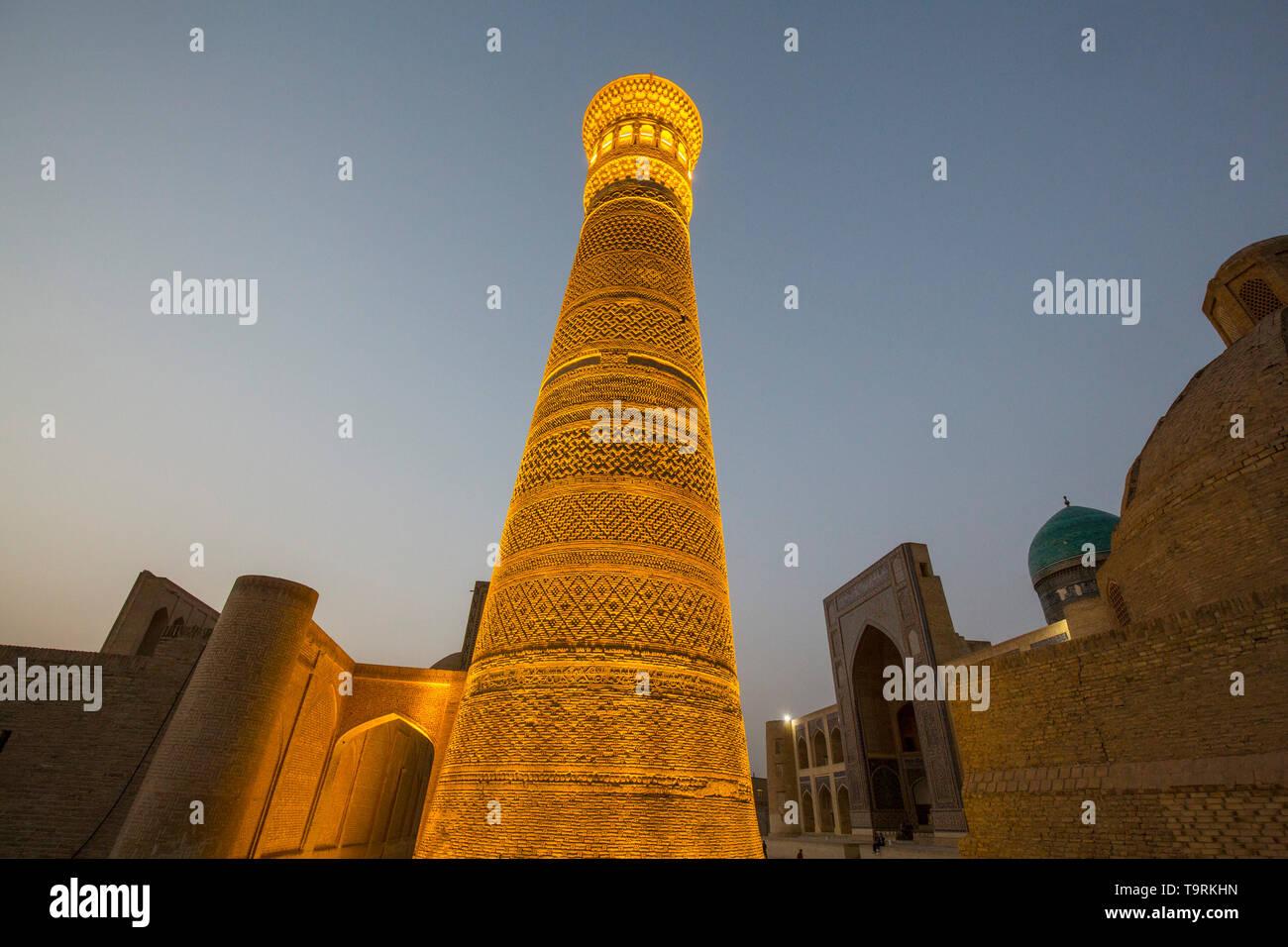 BUKHARA,UZBEKISTAN - Stock Image