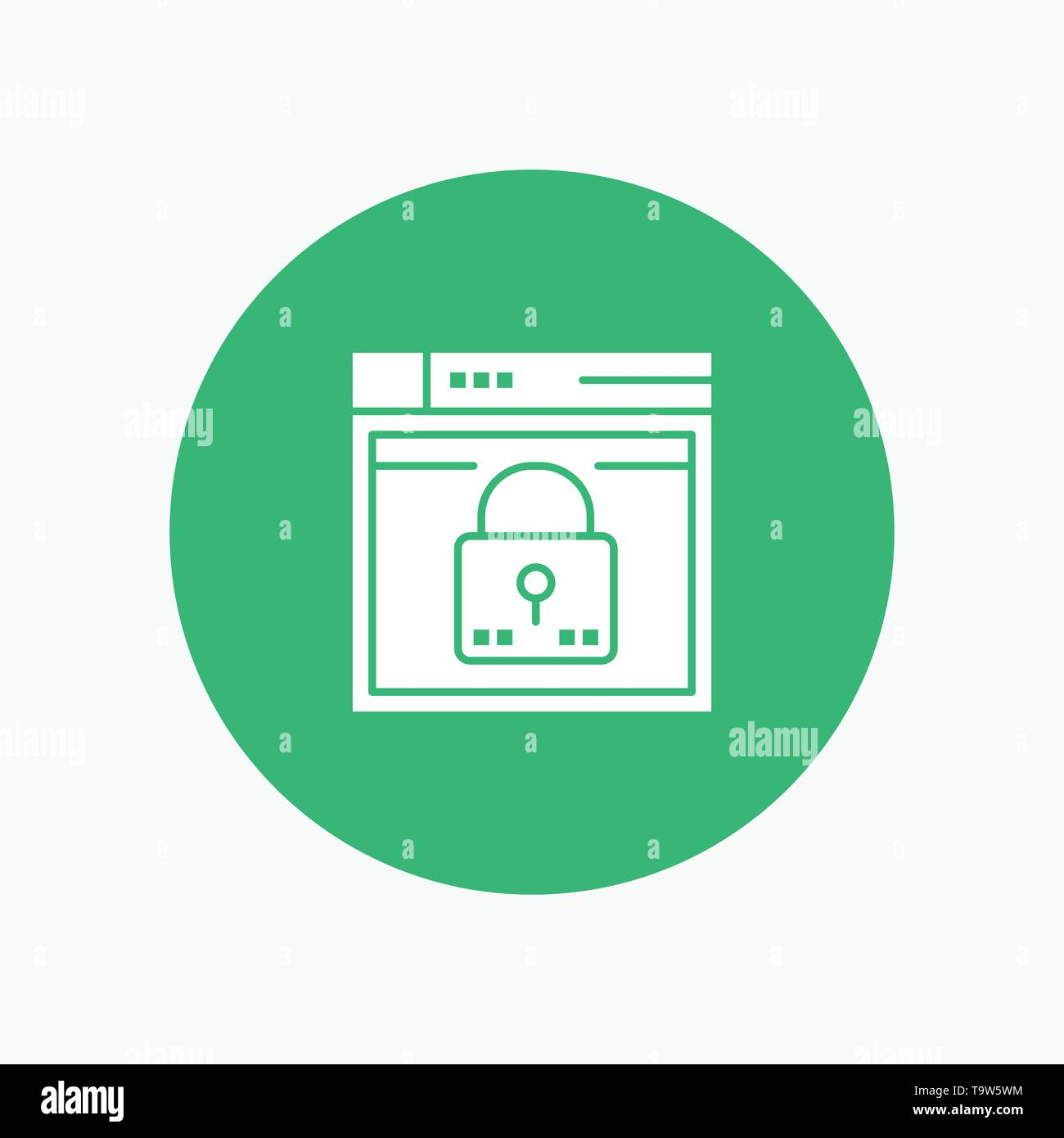 Login, Secure, Web, Layout, Password, Lock - Stock Image