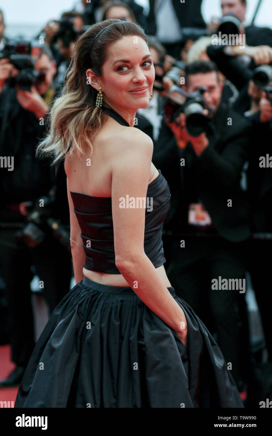 Marion Cotillard 2019 Cannes Stock Photo Alamy