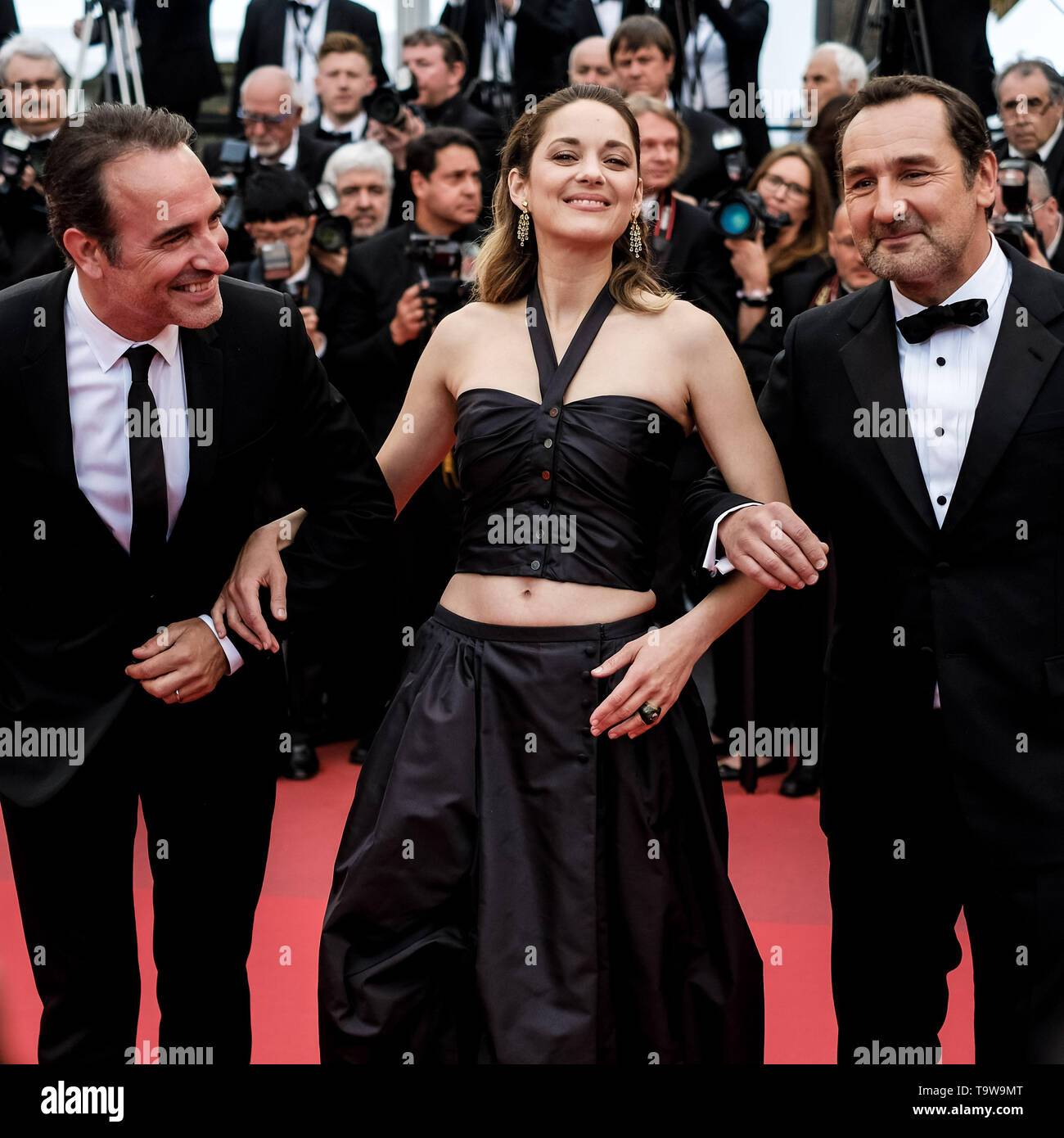 Cannes France 20th May 2019 Marion Cotillard And Jean Dujardin