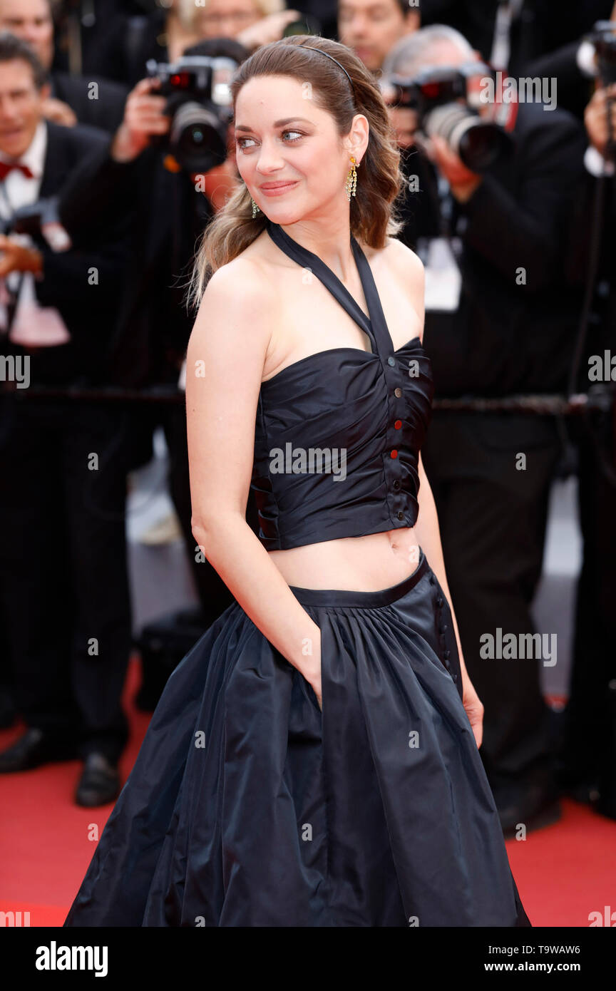 Cannes France 20th May 2019 Marion Cotillard Attending The La