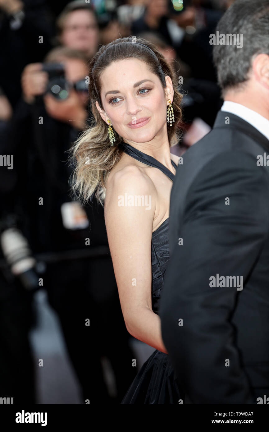 Cannes France 20th May 2019 Marion Cotillard Arrives To The