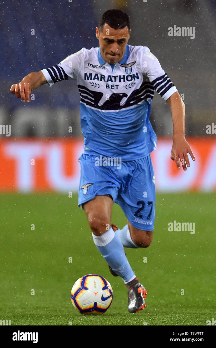 Rome, Italy. 21st May, 2019. Serie A Lazio vs Bologna Stadio Olimpico.Roma 20-05-2019 In the photo Romulo Foto Fotografo01 Credit: Independent Photo Agency/Alamy Live News - Stock Image