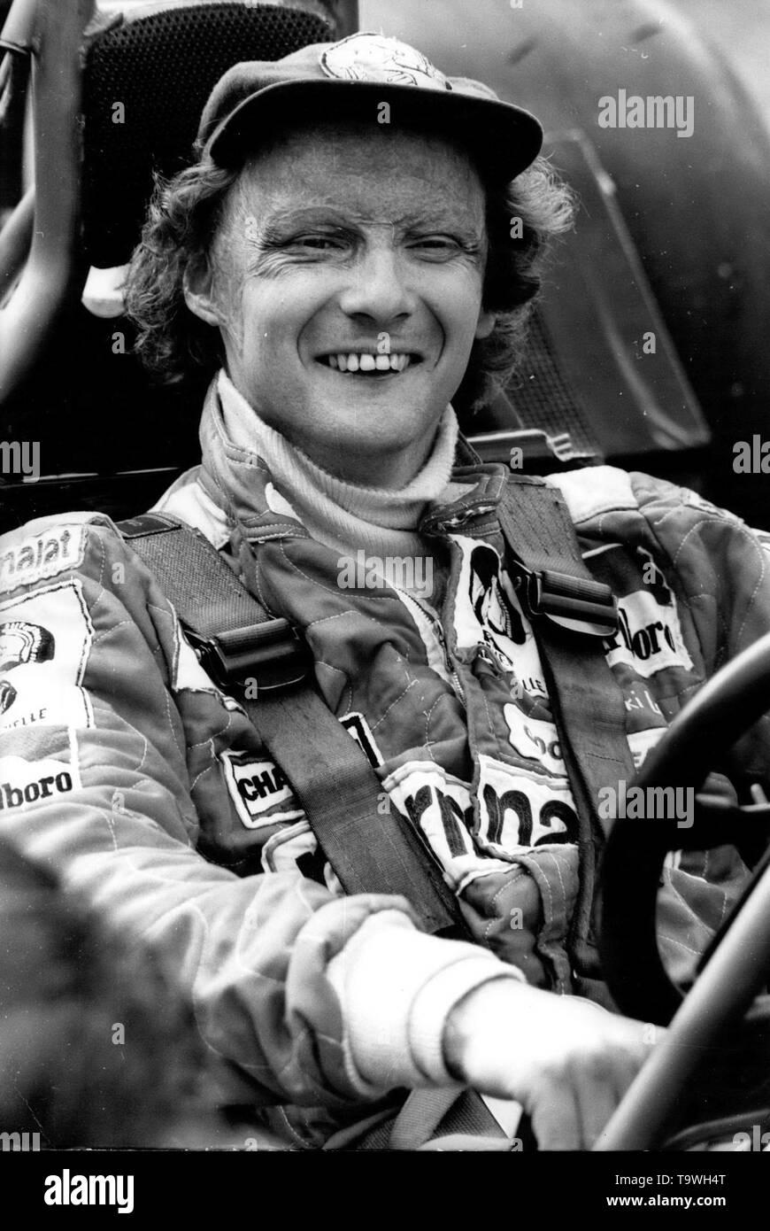 caratteristiche eccezionali godere del prezzo più basso comprare in vendita Niki Lauda 1976 Stock Photos & Niki Lauda 1976 Stock Images - Alamy