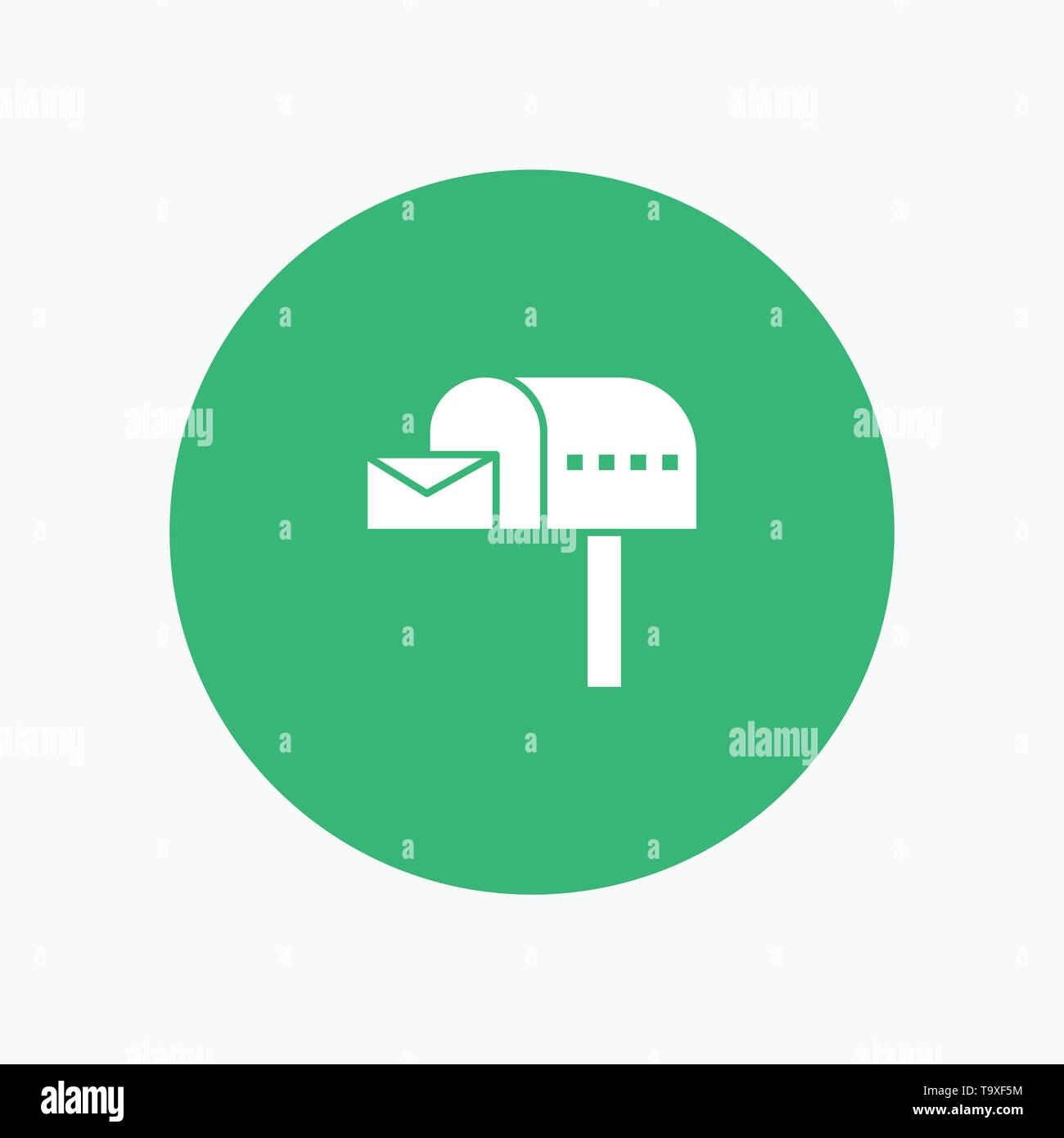 Letterbox, Email, Mailbox, Box - Stock Image