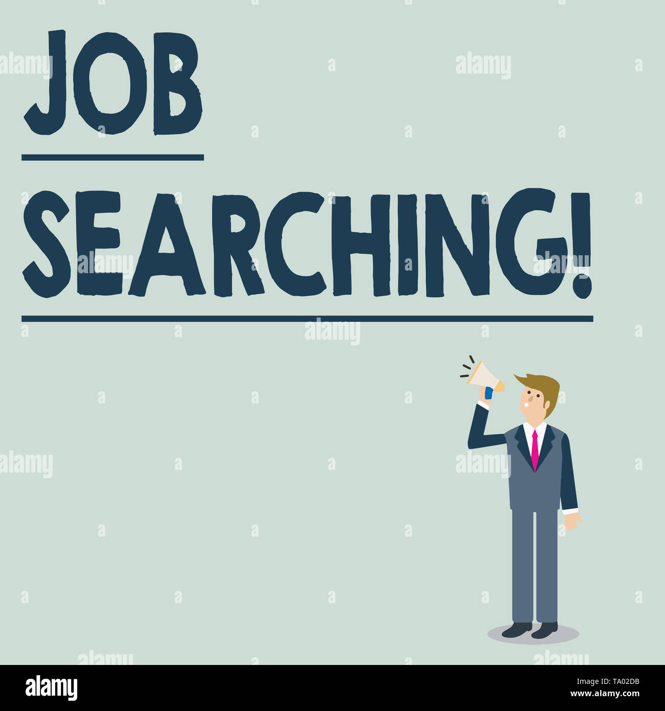 Job Searching High Resolution Stock Photography And Images Alamy