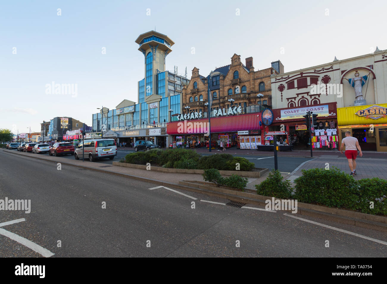 Great Yarmouth Is A Resort Town On The East Coast Of England It S