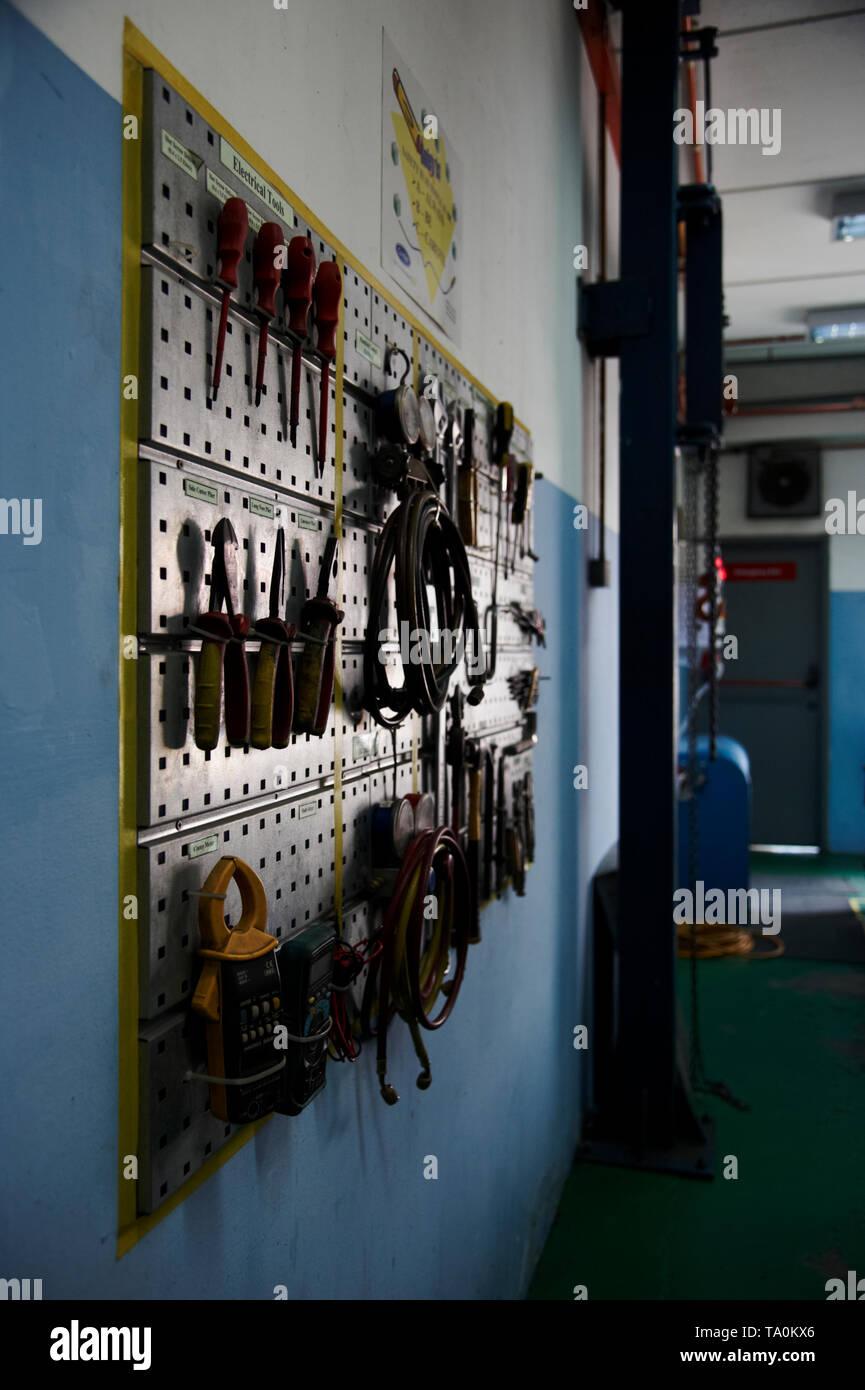 Neat garage stock photos neat garage stock images alamy