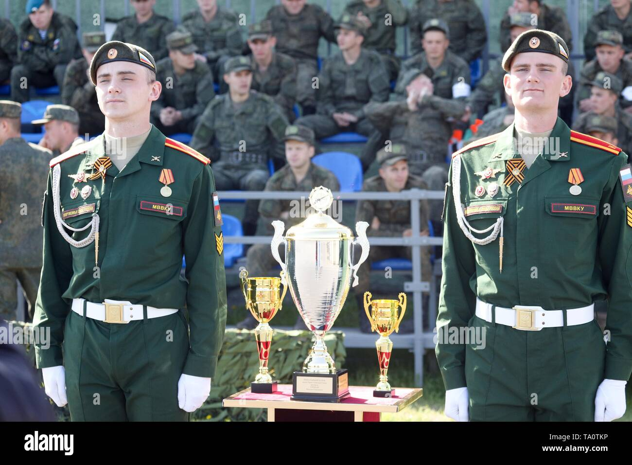 Russian Armed Forces Stock Photos & Russian Armed Forces
