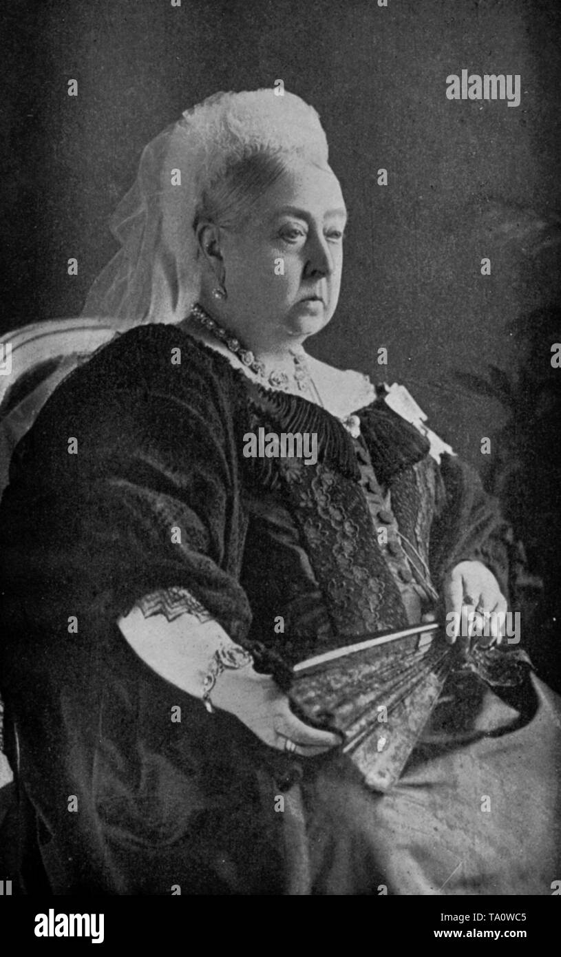 Queen Victoria Queen England 1837 Stock Photos & Queen