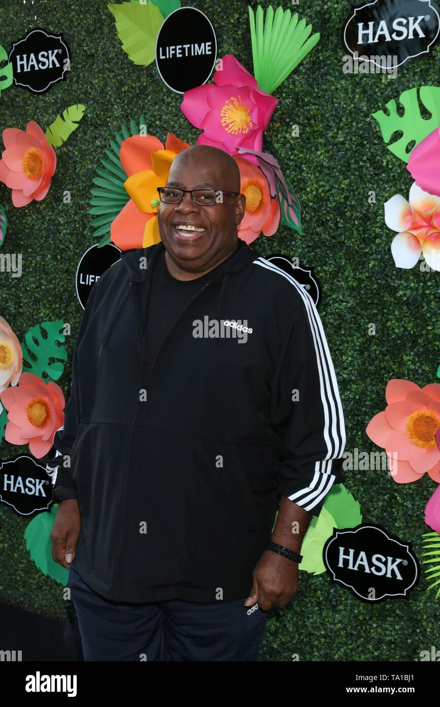 Los Angeles, CA, USA. 20th May, 2019. Reginald VelJohnson at arrivals for Lifetime's Summer Luau, W Los Angeles Wet Deck, Los Angeles, CA May 20, 2019. Credit: Priscilla Grant/Everett Collection/Alamy Live News - Stock Image