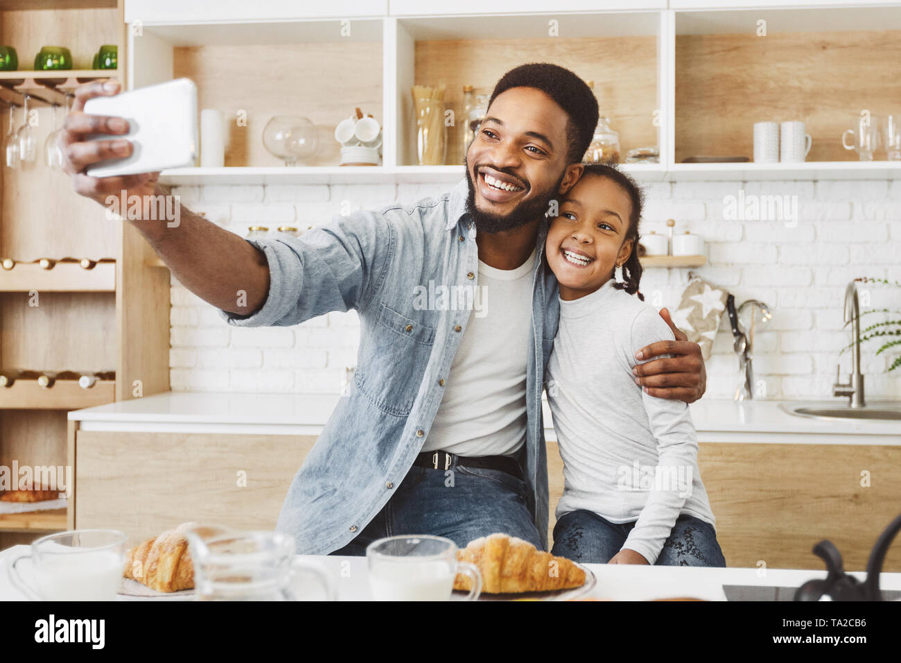 Happy father's day concept Stock Photo
