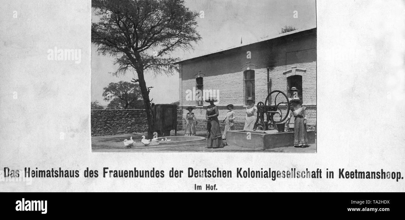 Deutsch-Südwestafrika 1884-1914, Kolonien:, Deutschland, Deutsches Reich, , 01.01.1884-31.12.1914 | German South-West Afrika 1884-1914, colonies: South West Africa, Germany, empire, 01.01.1884-31.12.1914 - Stock Image