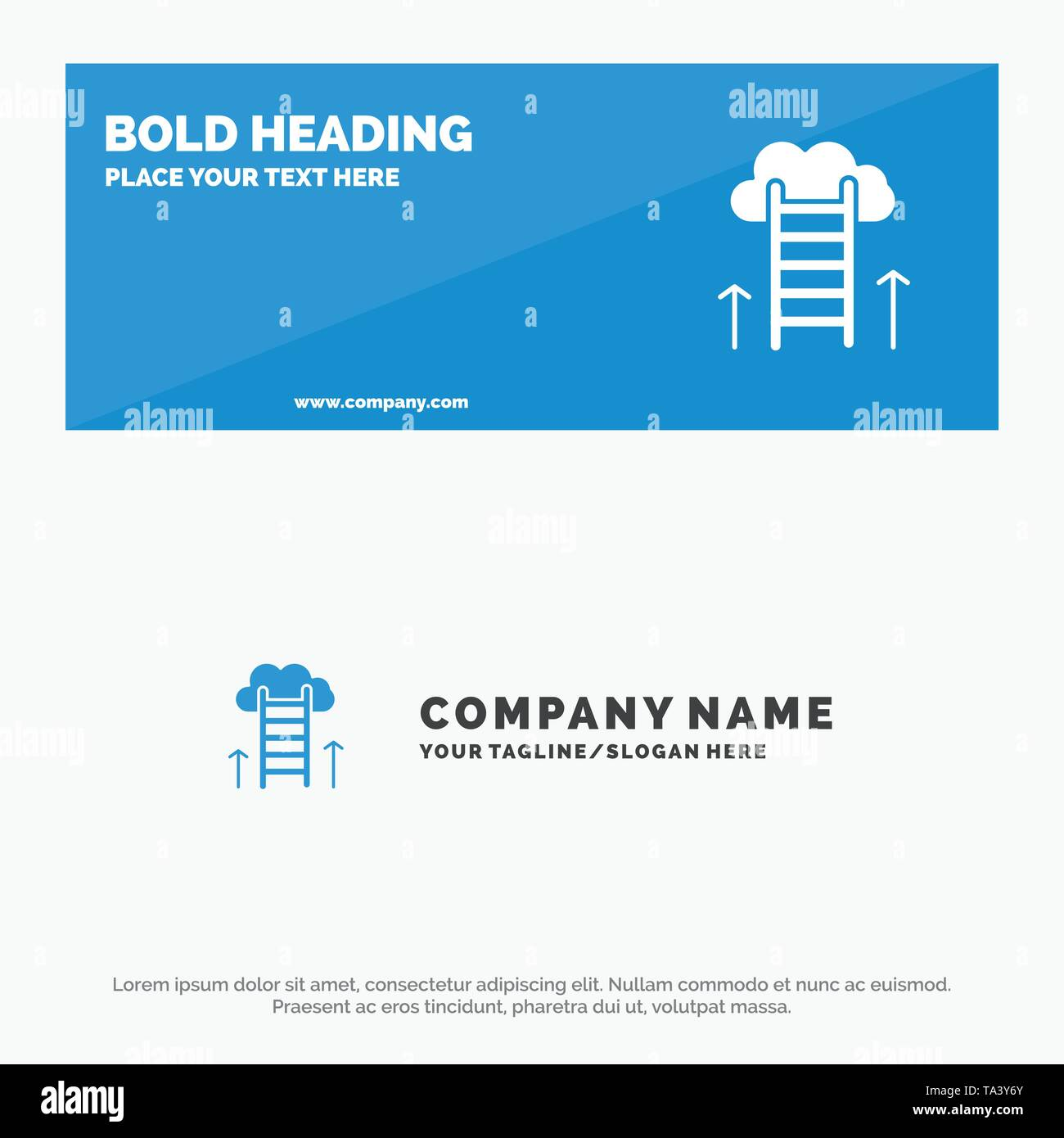 Career Path Career Dream Success Focus Solid Icon Website Banner And Business Logo Template Stock Vector Image Art Alamy