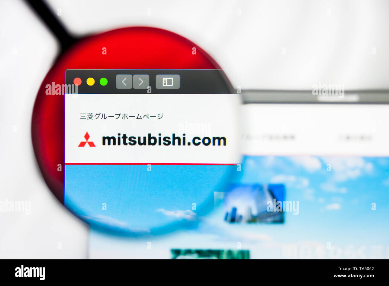 Mitsubishi Corporation Stock Photos & Mitsubishi Corporation Stock