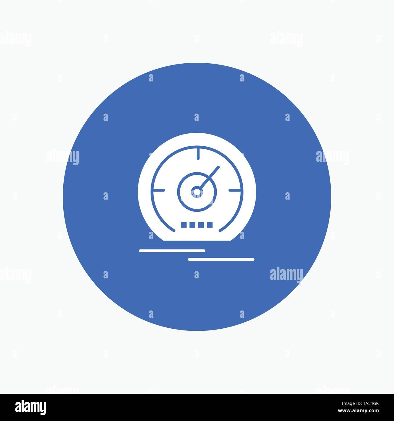 Gauge, Dashboard, Meter, Speed, Speedometer - Stock Image