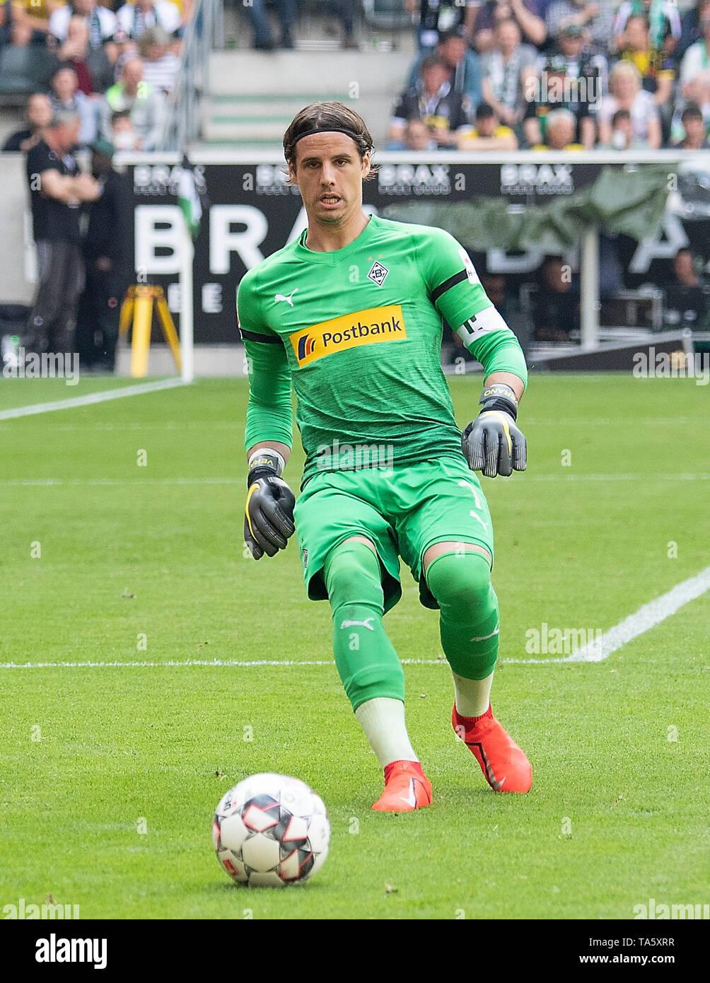 Borussia Monchengladbach Deutschland 18th May 2019 Goalkeeper Yann Sommer Mg Promotion Football 1 Bundesliga 34 Matchday
