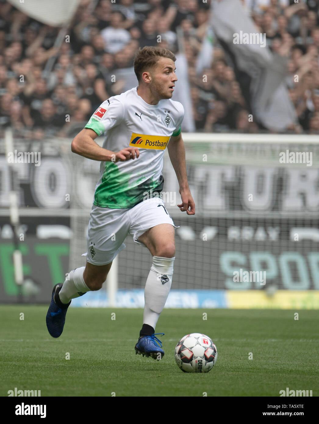 San Francisco aranyos különböző stílusok Borussia Monchengladbach, Deutschland. 18th May, 2019. Louis ...