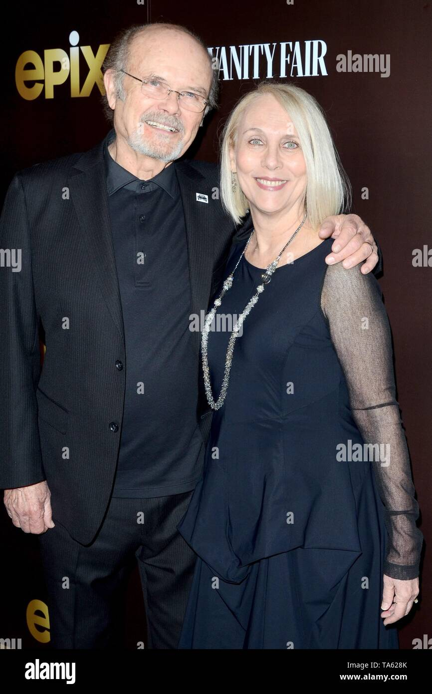 Los Angeles, CA, USA. 21st May, 2019. Kurtwood Smith at arrivals for PERPETUAL GRACE, LTD Premiere, the Linwood Dunn Theater, Los Angeles, CA May 21, 2019. Credit: Priscilla Grant/Everett Collection/Alamy Live News - Stock Image