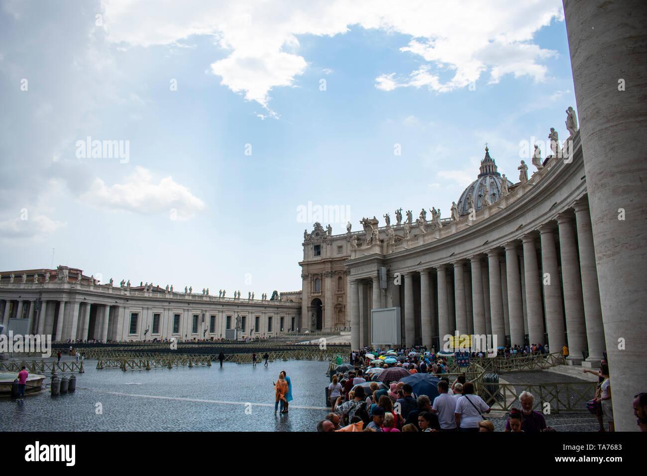 Italian Architecture - Stock Image
