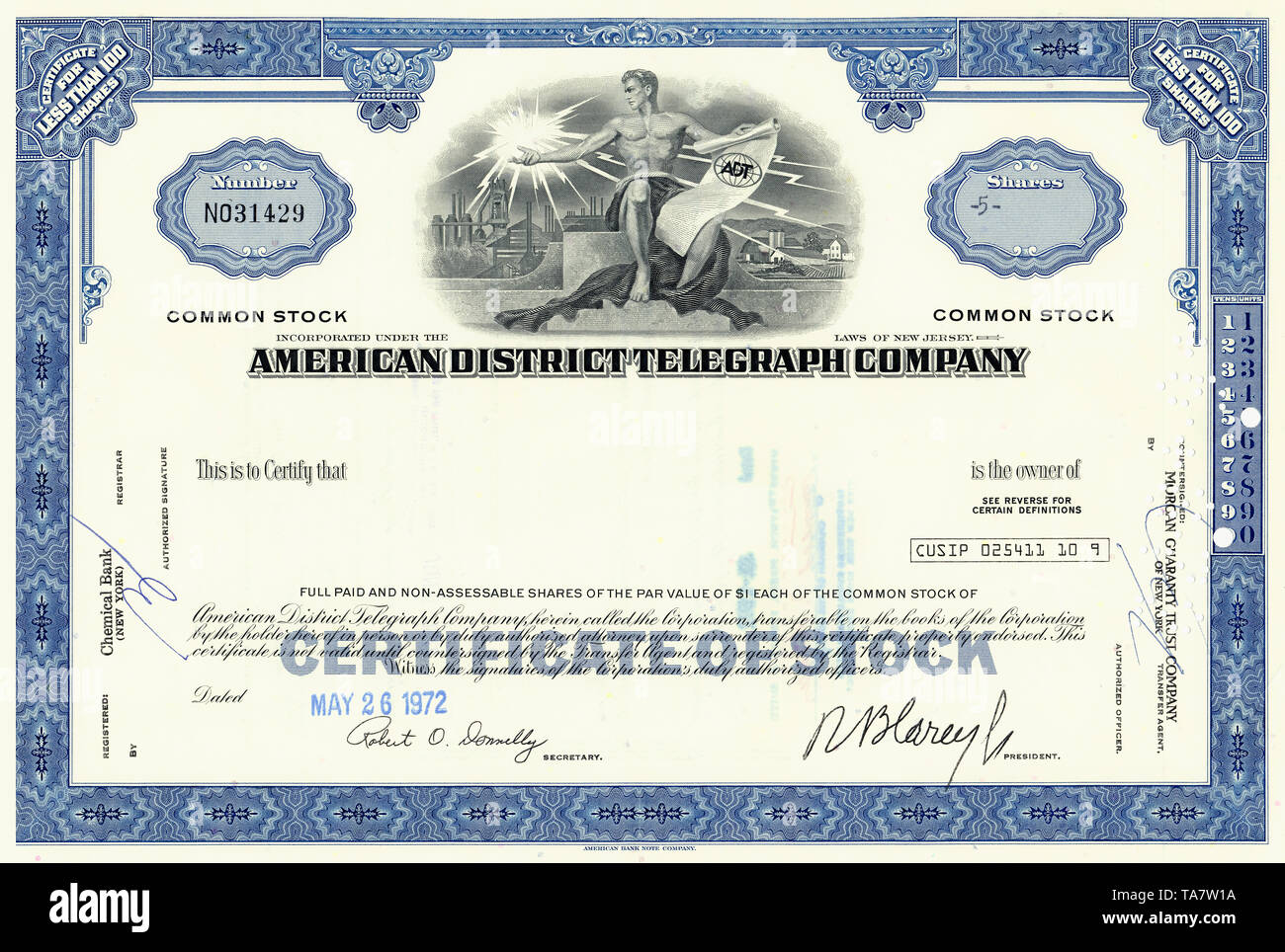 Telegraph Company Stock Photos & Telegraph Company Stock Images - Alamy