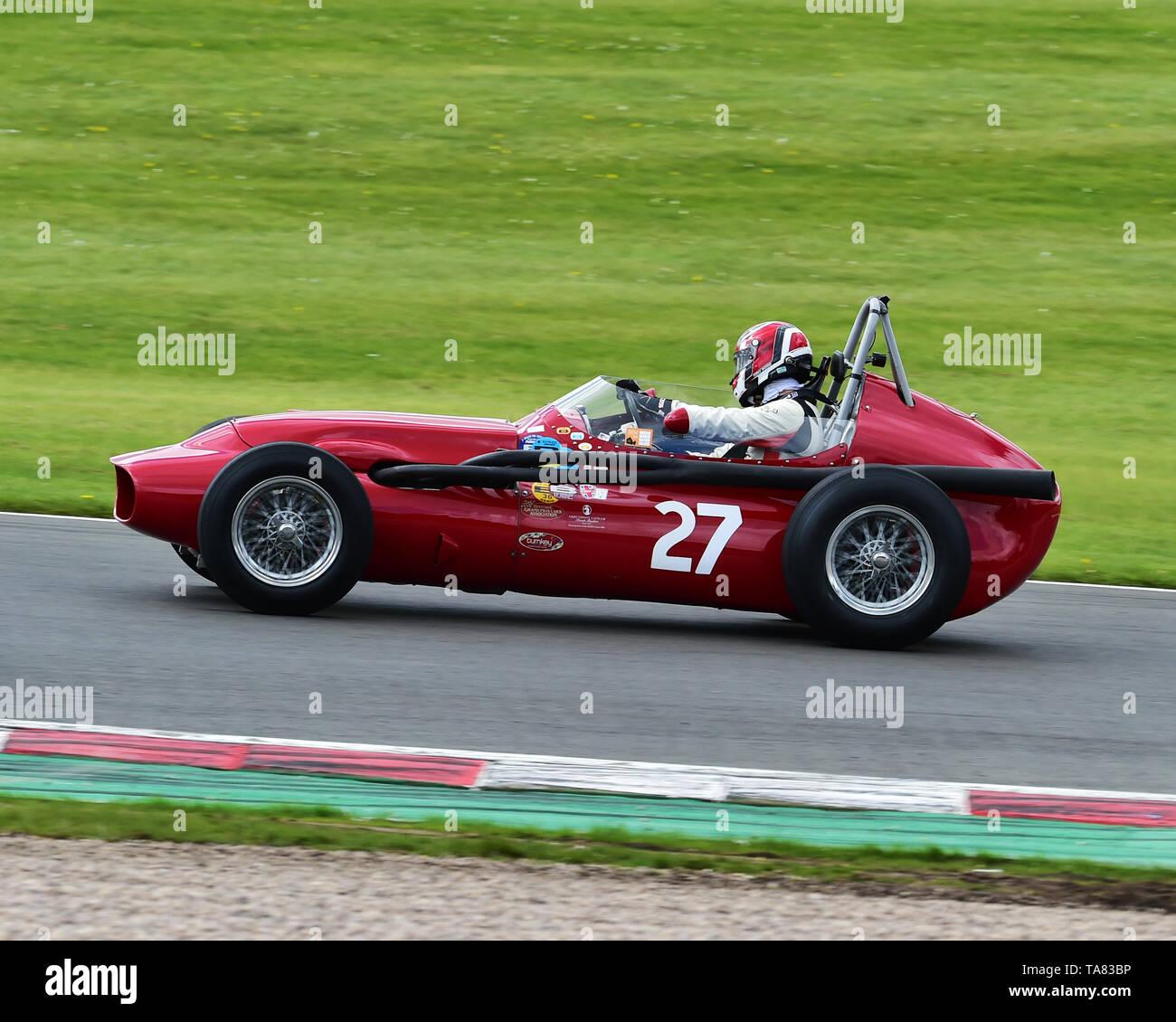 Terry Wood Maserati Tecmec Nuvolari Ascari Trophies For Pre 61