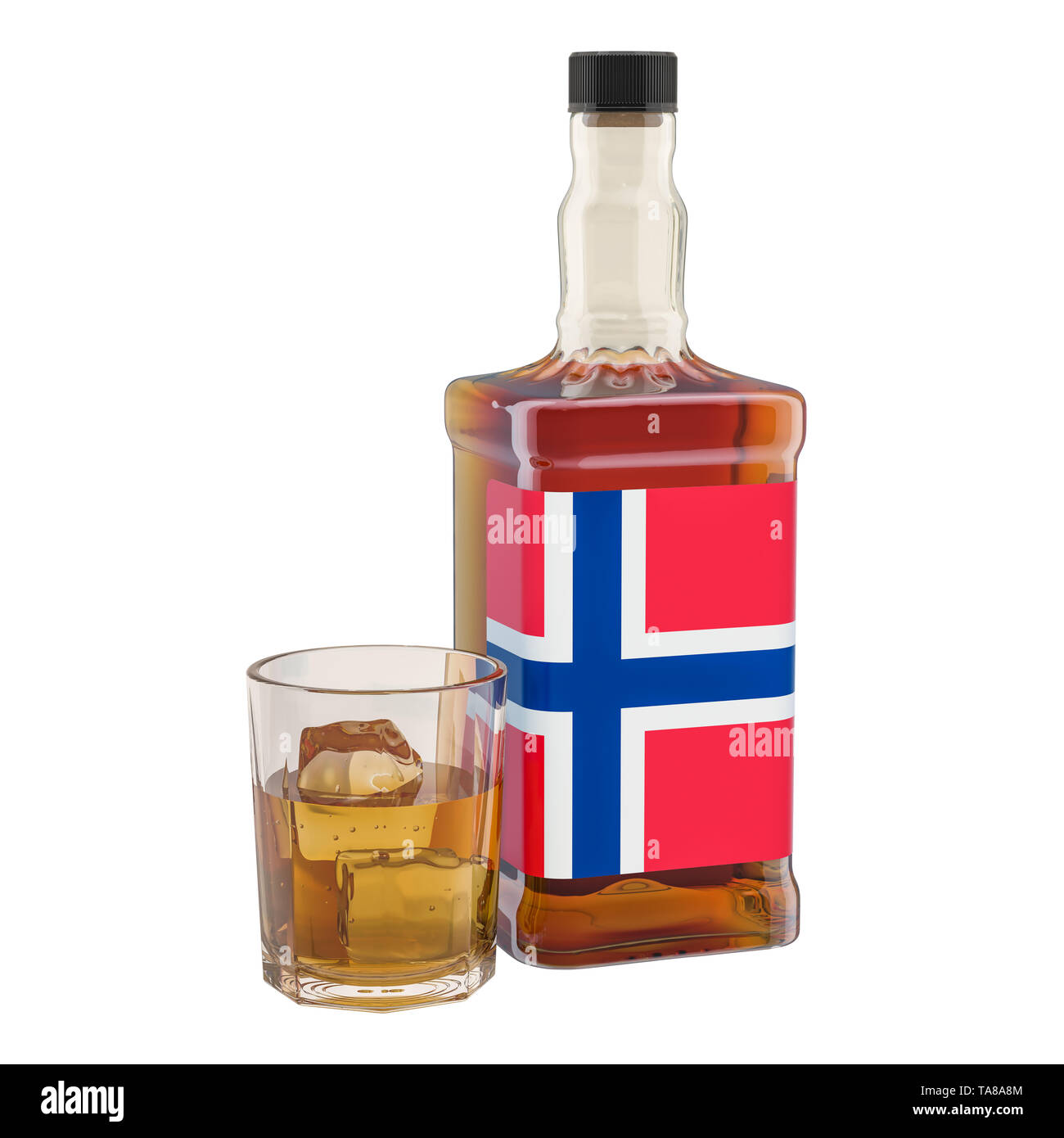 Production and consumption of alcohol drinks in Norway