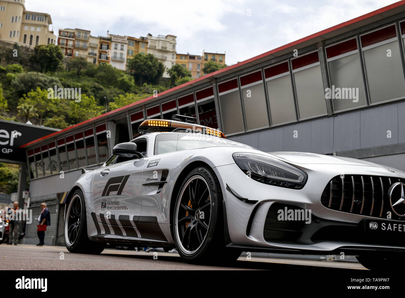 F1 Safety Car Stock Photos & F1 Safety Car Stock Images - Alamy