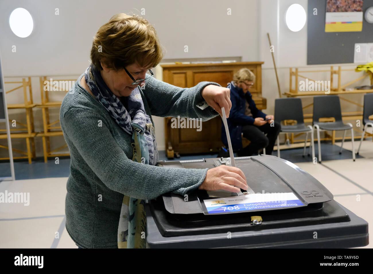 Dutch Politician And General Stock Photos & Dutch