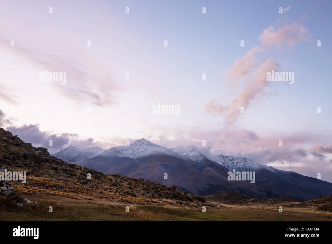 Perito Moreno National Park, Patagonia, Argentina - Stock Image