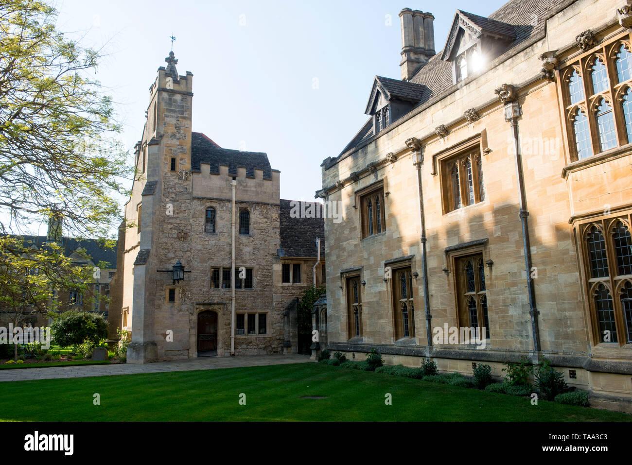 Magdalen College Oxford Photos...