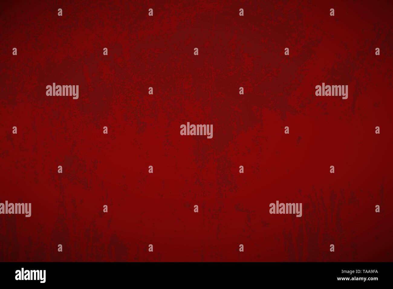 Grunge Red Square Texture For your Design. Empty expressive Distressed Background. EPs10 vector - Stock Image