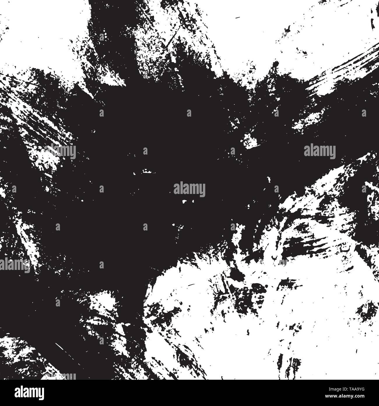 Distress Overlay Texture - Stock Image