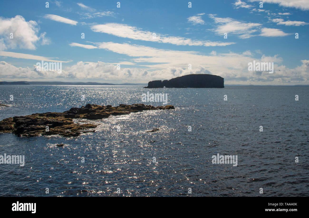 echeness, Shetland - Stock Image