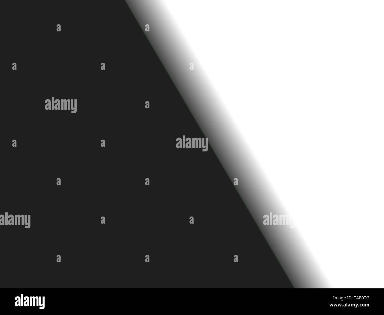 Abstract advertising, black and white gradient dynamic design, background pattern Stock Photo