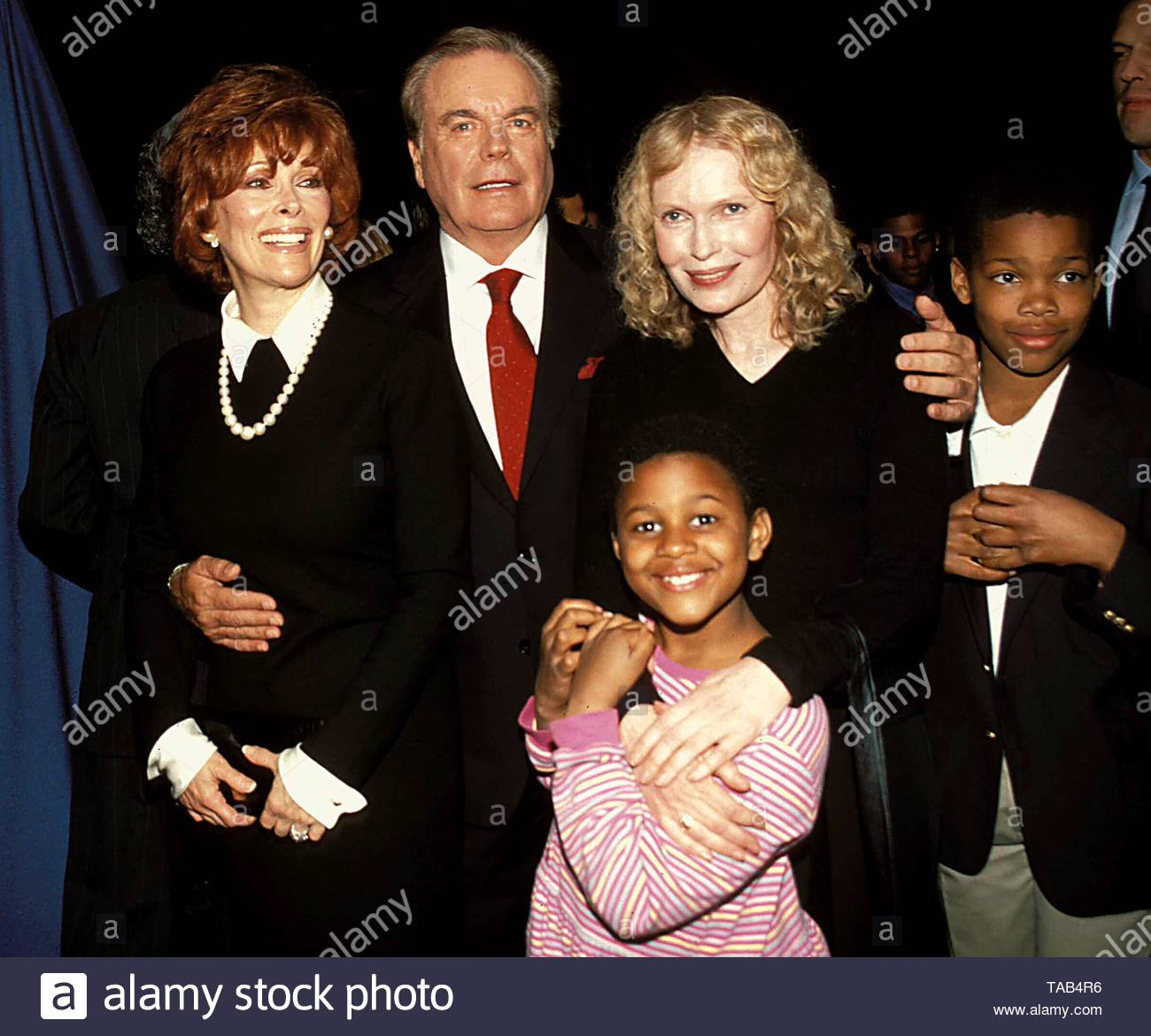 Jill St John And Robert Wagner High Resolution Stock Photography And Images Alamy