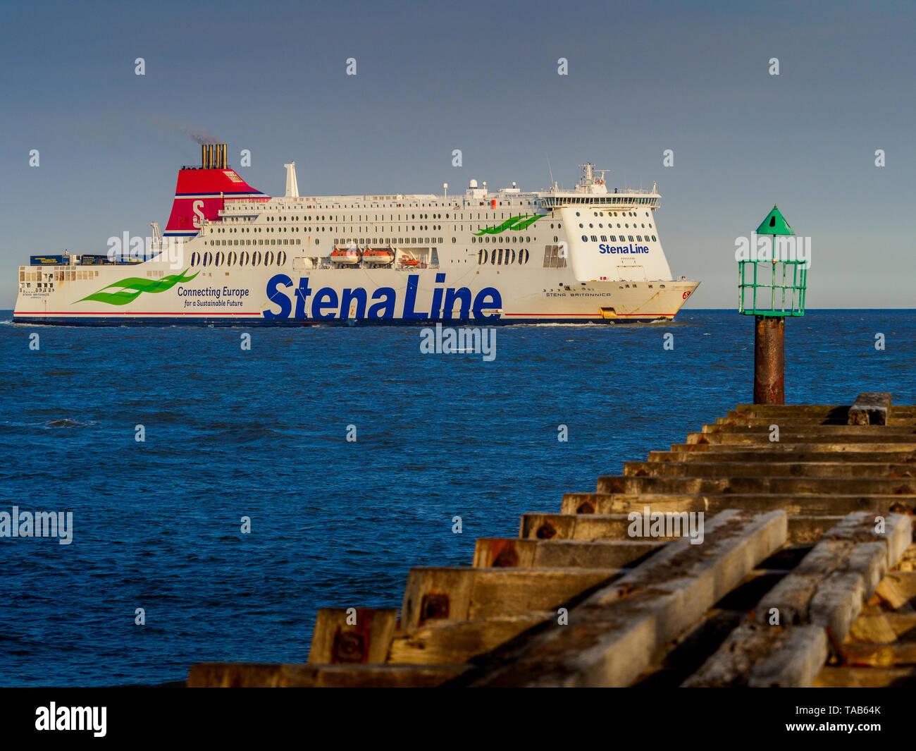 Stena line harwich to holland