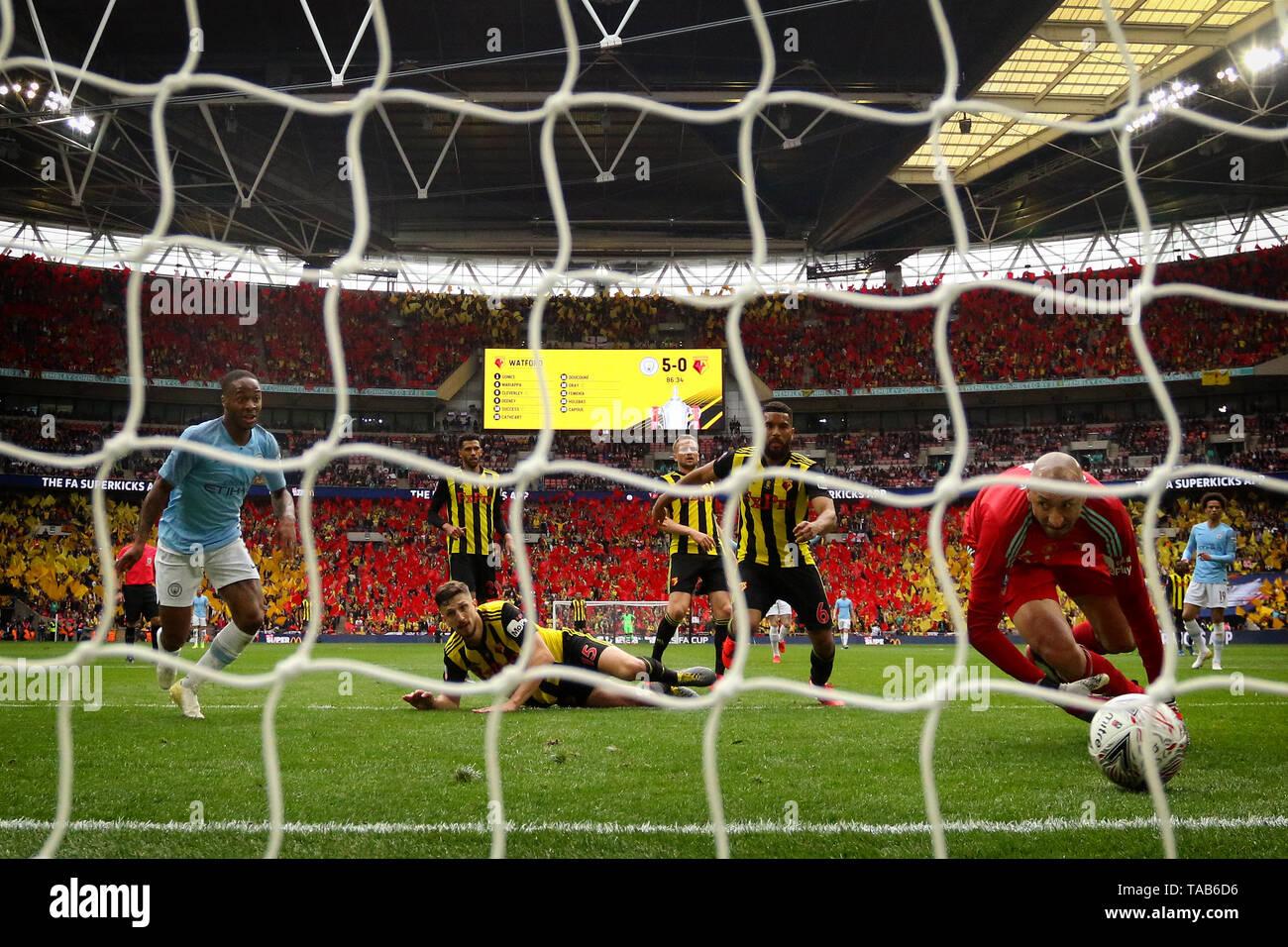 Manchester Final Score Stock Photos & Manchester Final Score