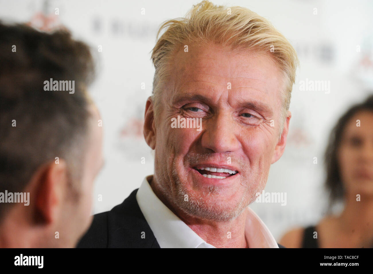 Beverly Hills, USA. 22nd May, 2019. Dolph Lundgren attends Sugar Ray Leonard Foundation's 10th Annual 'Big Fighters, Big Cause' Charity Boxing Night at The Beverly Hilton Hotel on May 22, 2019 in Beverly Hills, California. Credit: The Photo Access/Alamy Live News - Stock Image