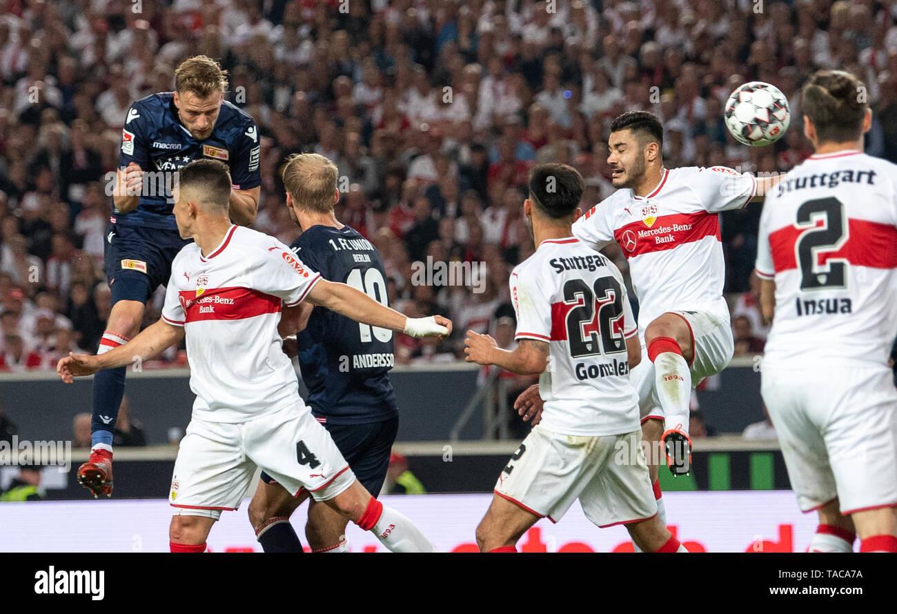 Stuttgart Germany 23rd May 2019 Soccer Bundesliga